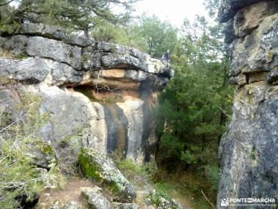 Ciudad Encantada de Tamajón; Almiruete;Retiendas;excursiones de montaña singles senderismo madrid